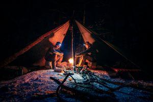 Winternacht im Pfälzerwald 2.0