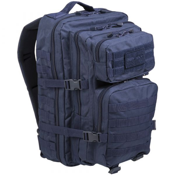 Mil-Tec Sac à dos US Assault Pack II bleu