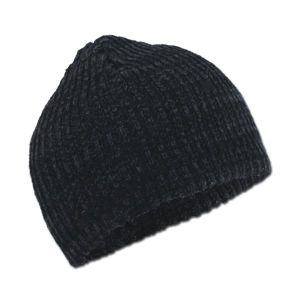 Bonnet MFH Beanie extra long noir
