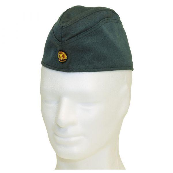 Calot NVA Volkspolizei vert comme neuf