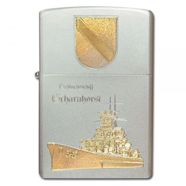 Zippo avec gravure Scharnhorst
