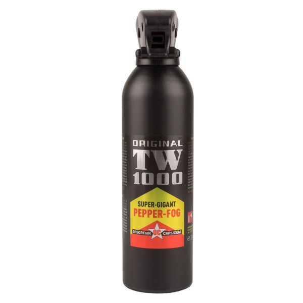 TW1000 Spray au poivre Super Gigant brume 400 ml