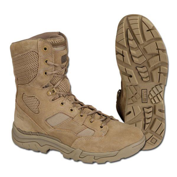 5.11 Bottes Taclite Boots coyote