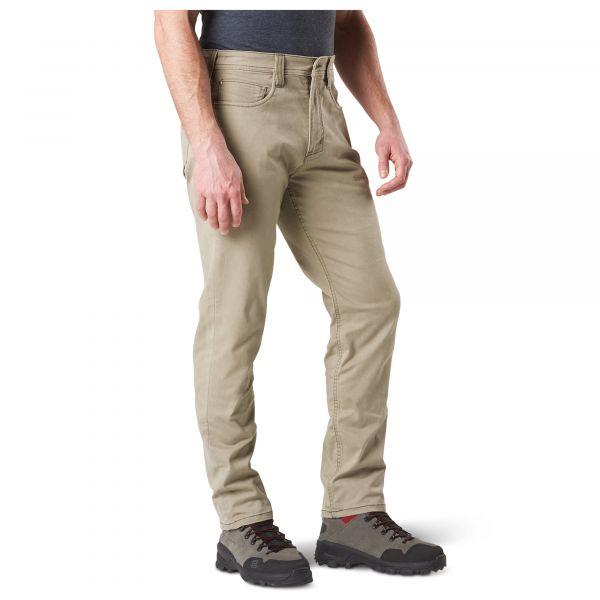 5.11 Pantalon Defender Flex Pant Slim stone