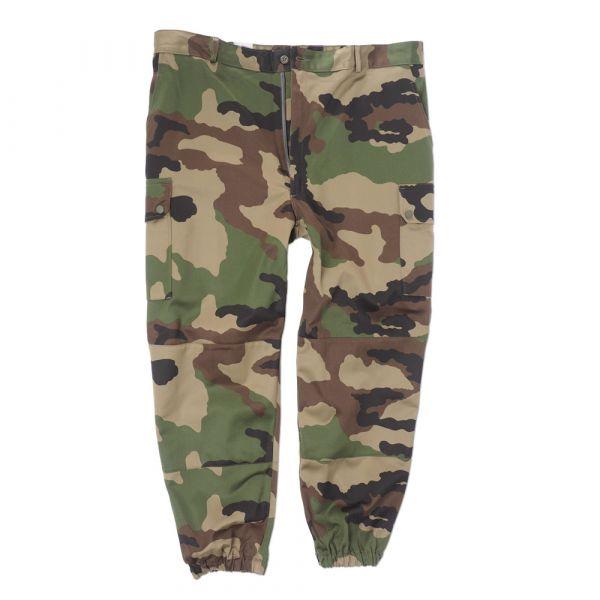 Pantalon treillis militaire français camouflage F2 CCE