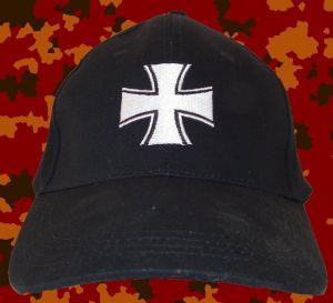 Baseballcap Balkenkreuz