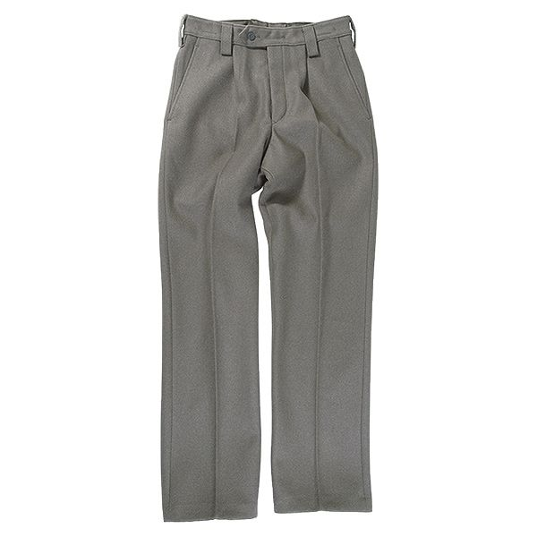 NVA Pantalon d'Uniforme Tuch gris occasion