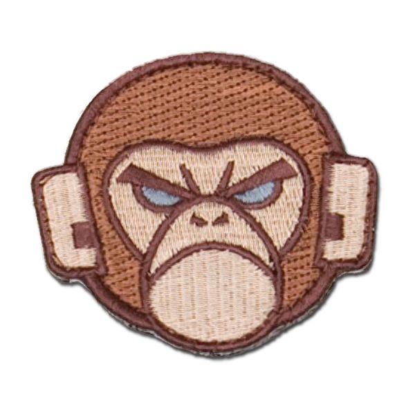 Patch MilSpecMonkey MilSpecMonkey Logo arid