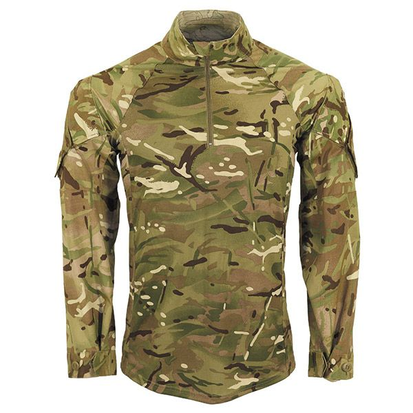 Chemise de Combat Britannique UBAC Armour MTP comme neuf