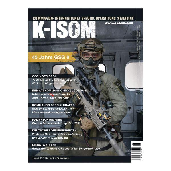 Magazine Kommando K-ISOM Édition 06-2017
