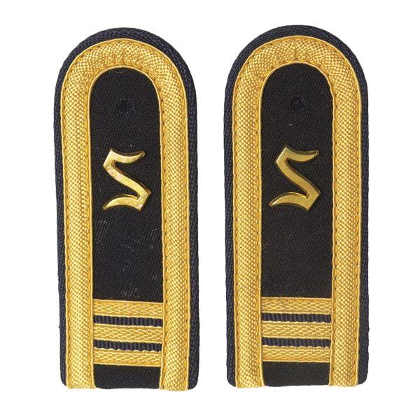 Épaulettes NVA VM Offiziersschüler