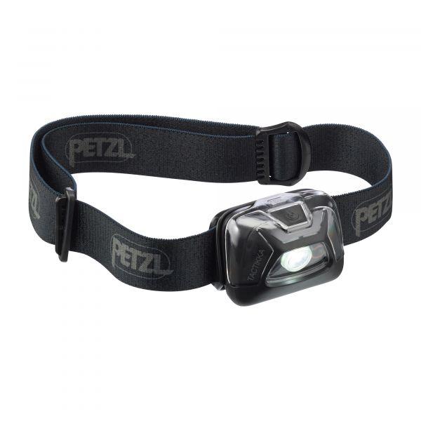 Petzl Lampe frontale Tactikka noir