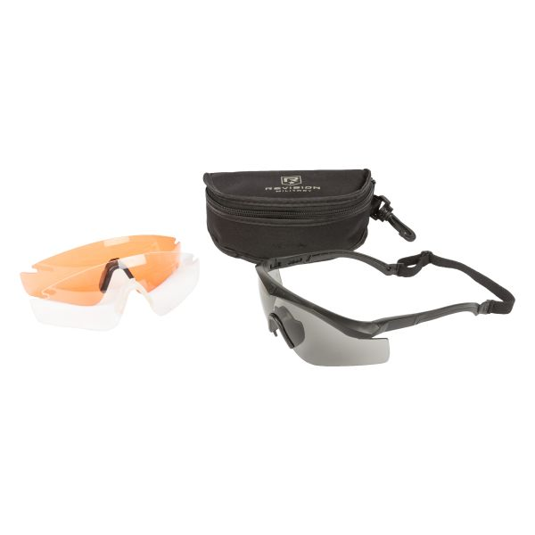 Revision Lunettes Sawfly Deluxe Mission Kit noir