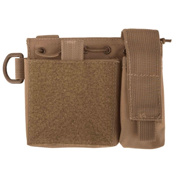 MOLLE Admin Pouch coyote