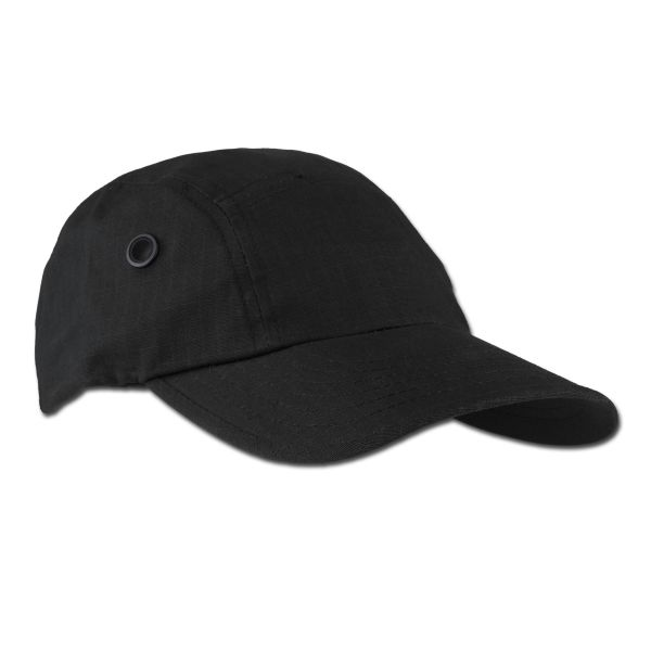 Casquette Rothco Rip-Stop Military noir