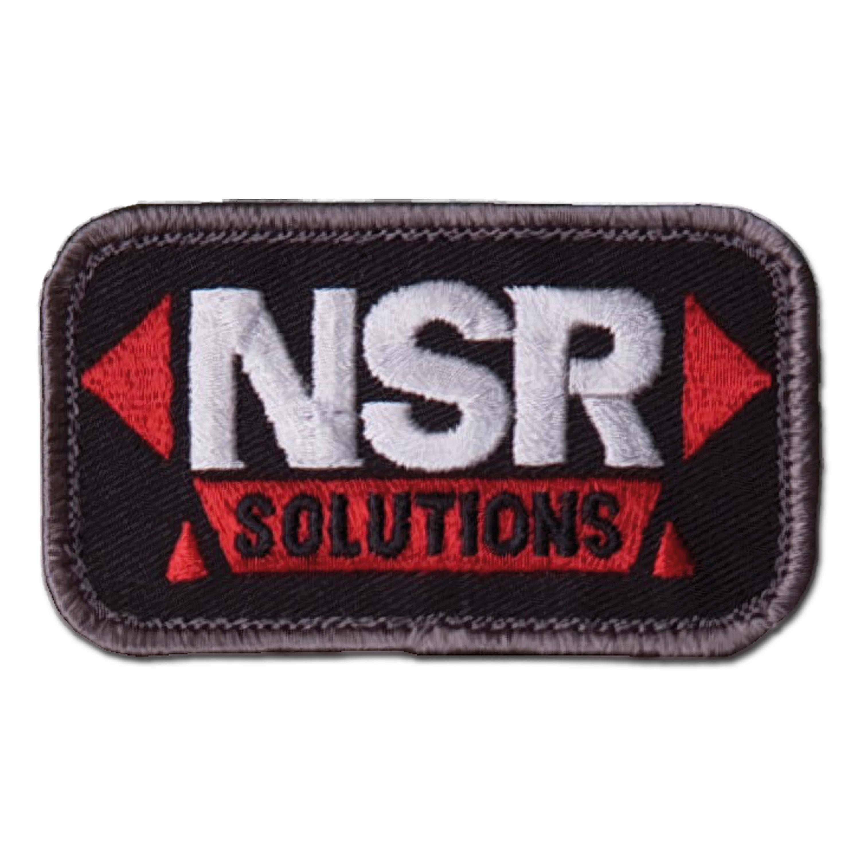 MilSpecMonkey Patch NSR Solutions noir