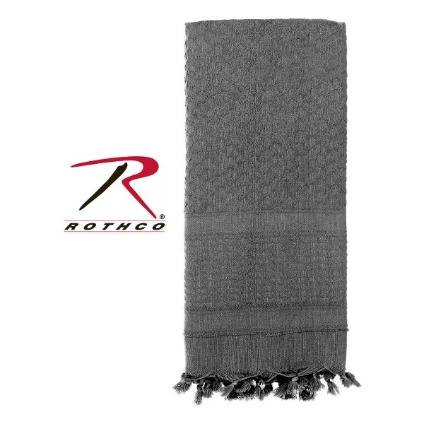 Shemagh Rothco Tactical gris