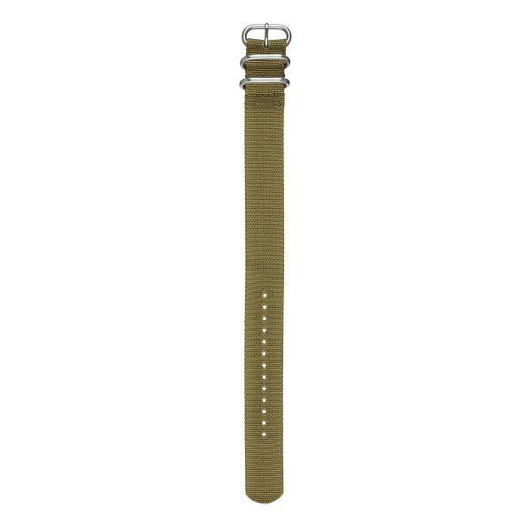 Bracelet Tissu pour Montre Traser vert