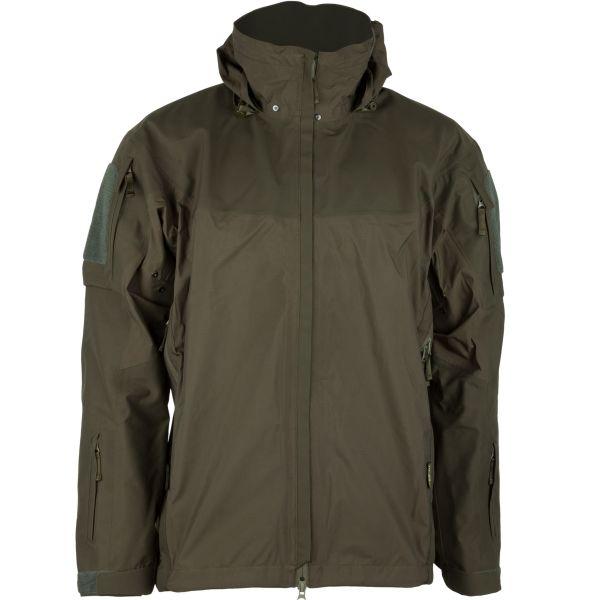 UF Pro Veste de pluie Monsoon vert olive