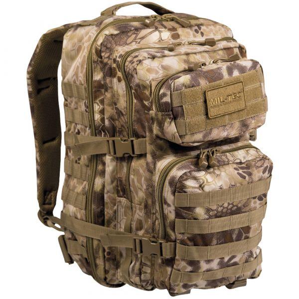 Sac à dos US Assault Pack LG mandra tan