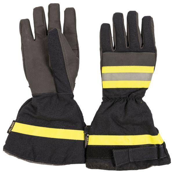 Gants de Protection Pompiers BW bleu foncé occasion