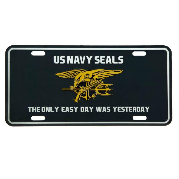 101 Inc. Plaque US Navy Seals