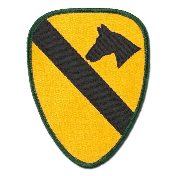 Insigne US tissu 1st Cavalry