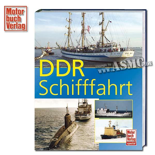 Livre DDR-Schifffahrt