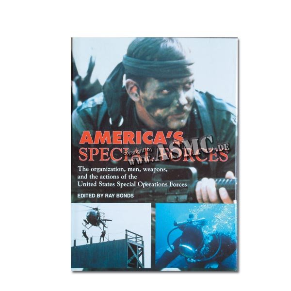Livre America's Special Forces