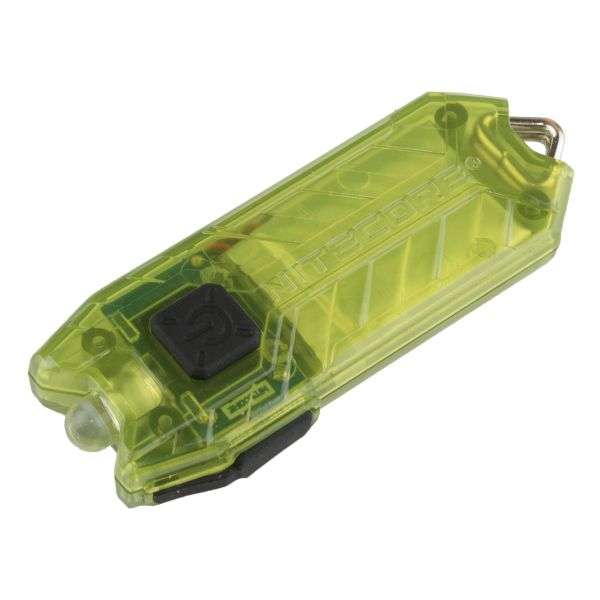 NiteCore Lampe de poche Tube vert