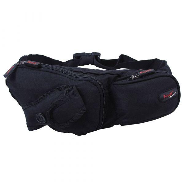 Hip-Bag Fox Outdoor noir