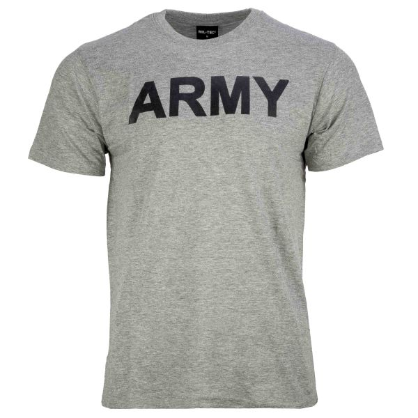 Mil-Tec T-shirt Army gris