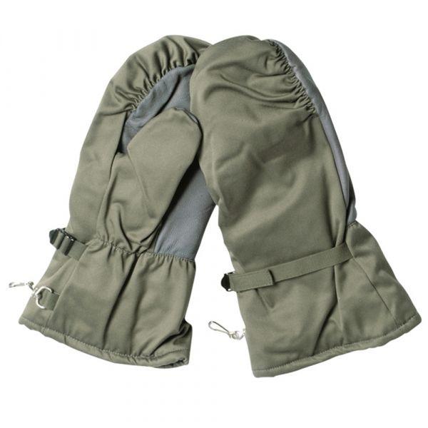 Sur-gants BW protection contre le froid olive occasion