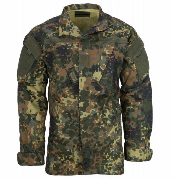 Invader Gear Chemise de combat Revenger TDU Shirt flecktarn