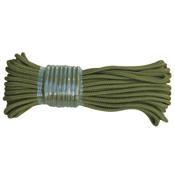 Corde Commando olive 5 mm