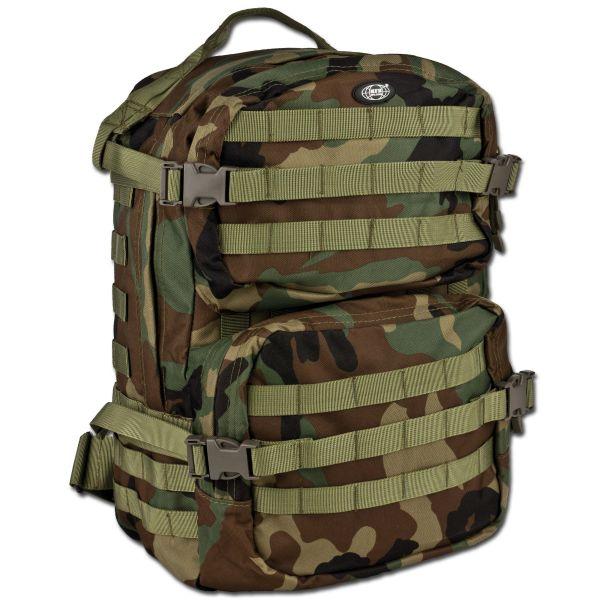 Sac à dos US Assault Pack III woodland