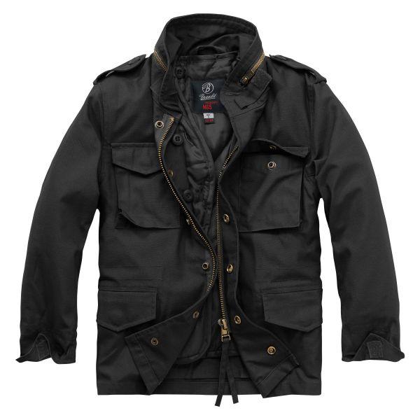 Veste Brandit M65 Standard Jacket kids noir