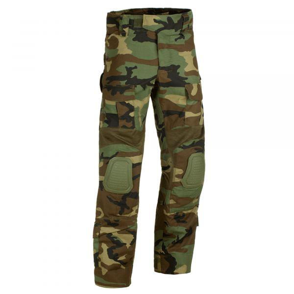 Invader Gear Pantalon de combat Predator woodland
