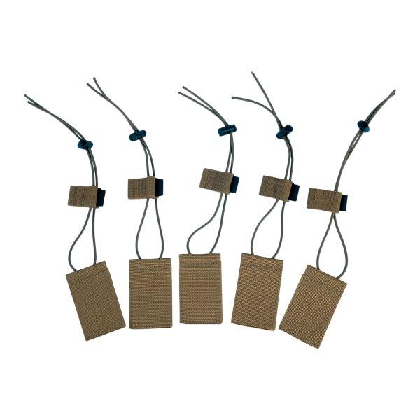 TT kit de cordons élastiques coyote