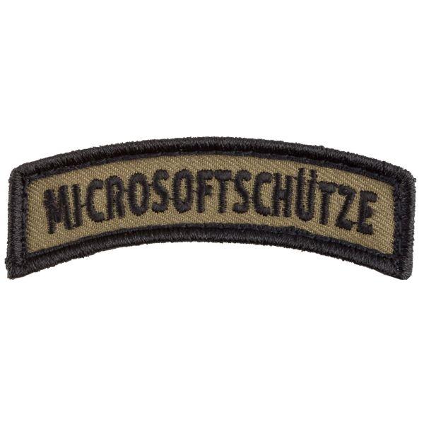 Café Viereck Patch Microsoftschütze arc de cercle