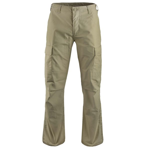 Pantalon BDU Vintage Industries beige