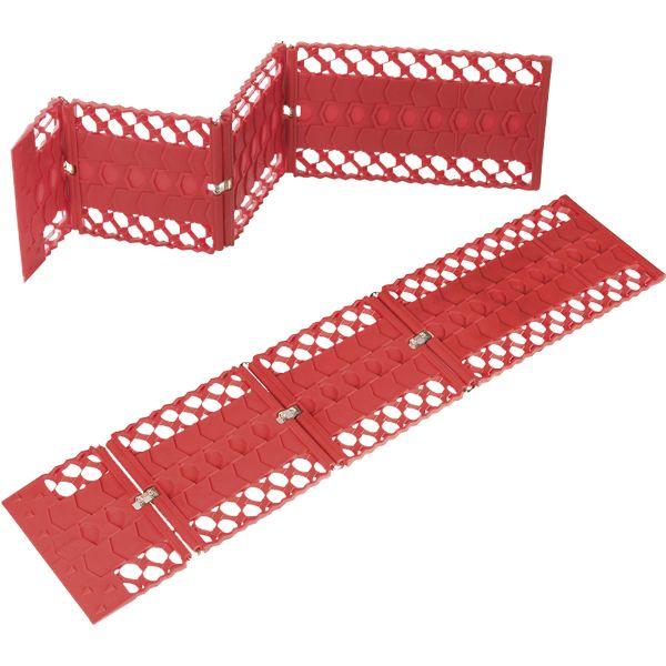 Tapis de traction anti-dérapant par paire