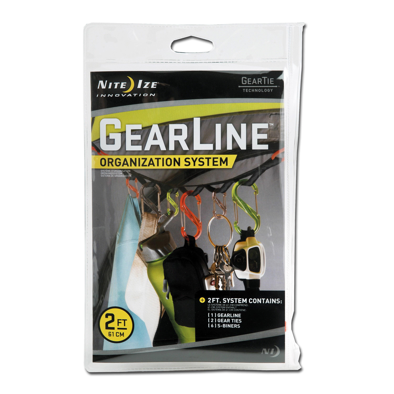 Nite Ize système d'organisation GearLine 5 cm taille 2
