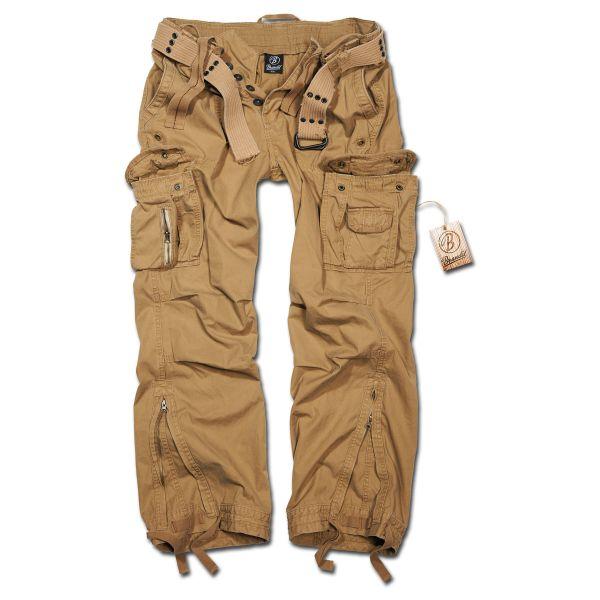 Pantalon Brandit Royal Vintage beige