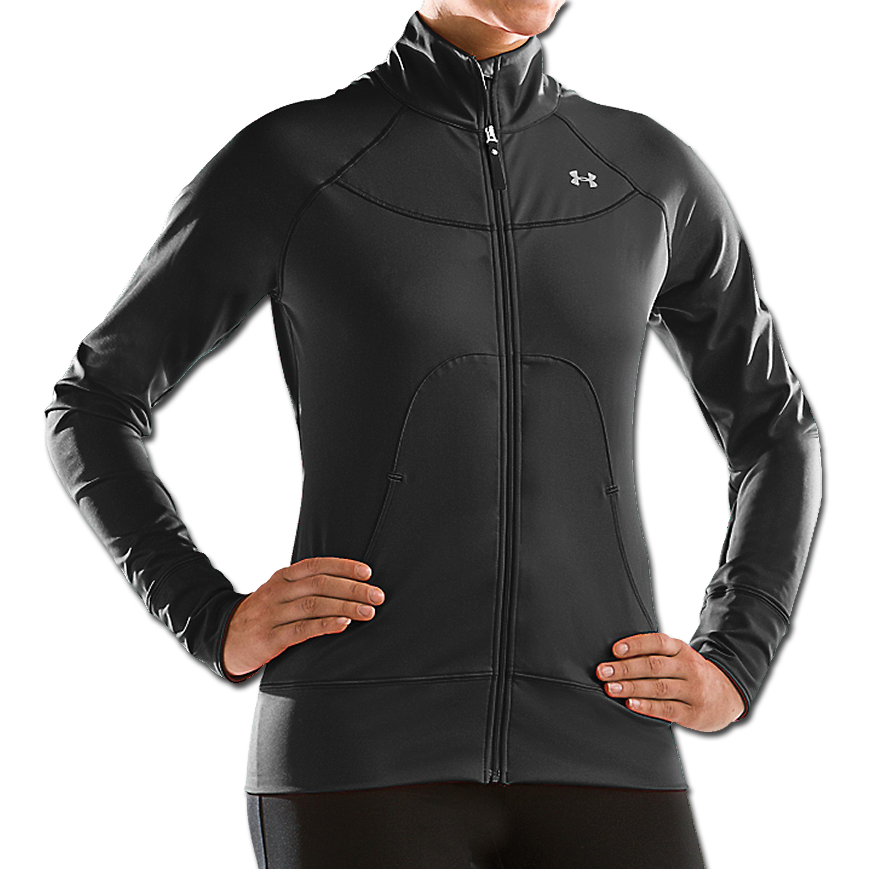 Veste de sport Under Armour Ladies noir
