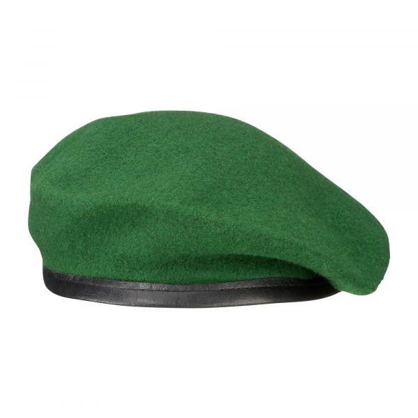 Béret français vert