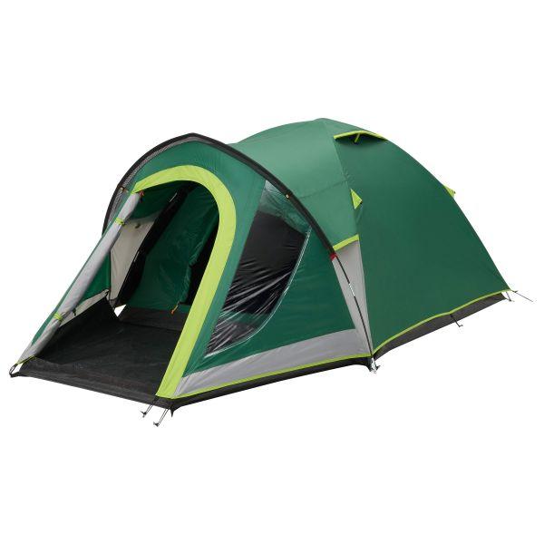 Coleman Tente Kobuk Valley 4 Plus BlackOut vert