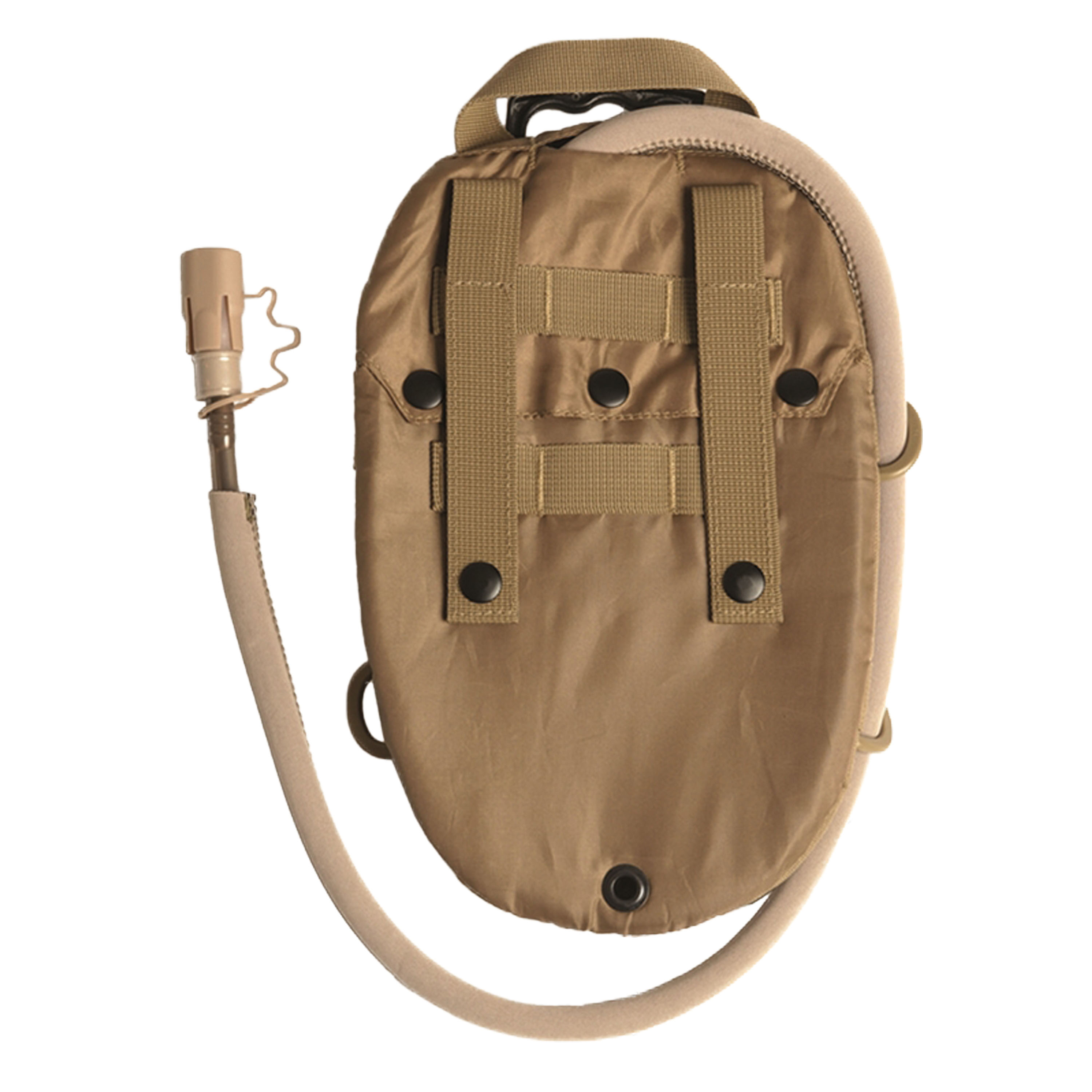 Sac d'Hydration ovale 1.5 L coyote
