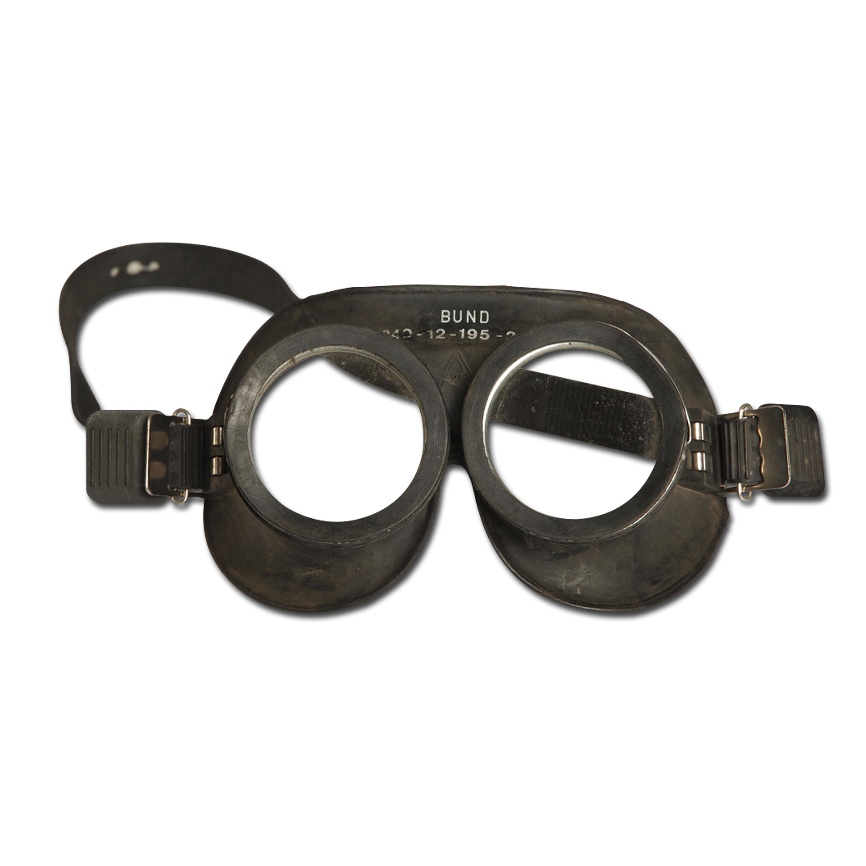 Original BW Protection Lunettes Lunettes De Soleil Lunettes Protection des yeux Otan Olive protection du travail