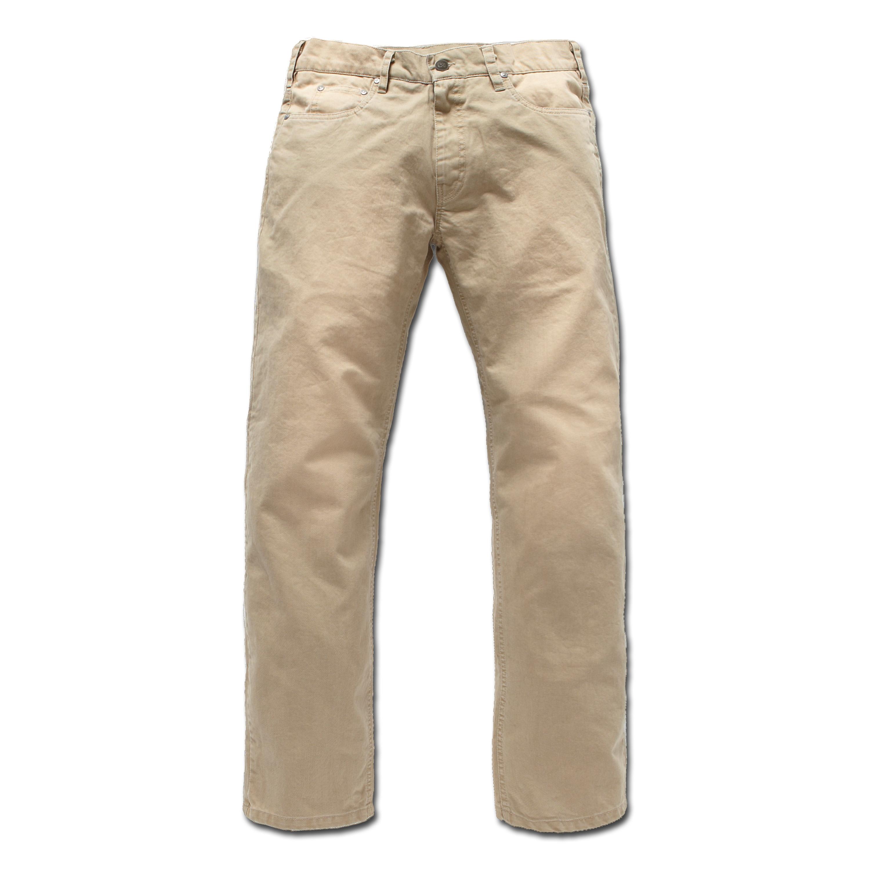 Pantalon Vintage Industries Greystone beige